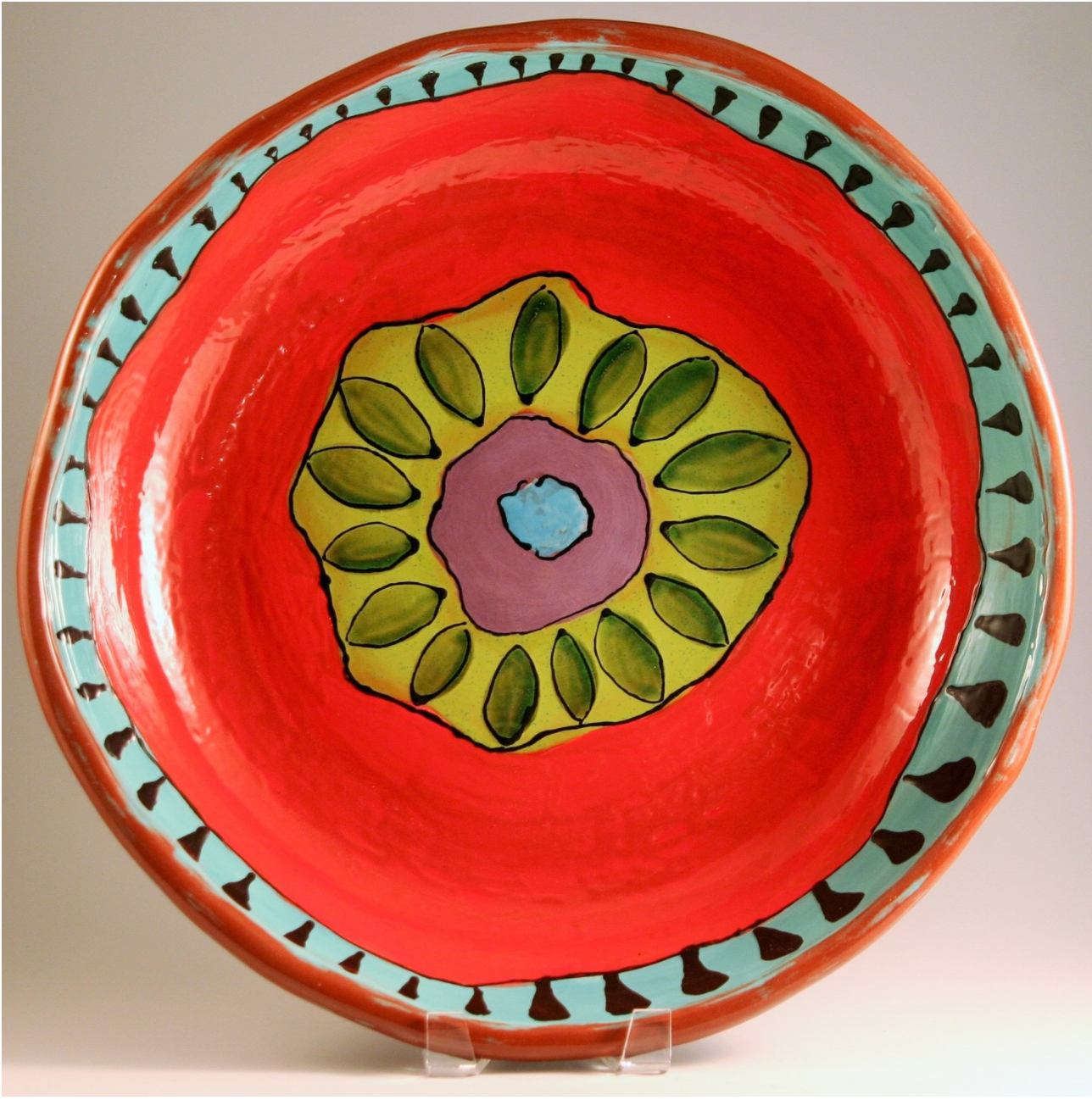 Anna Robles pottery